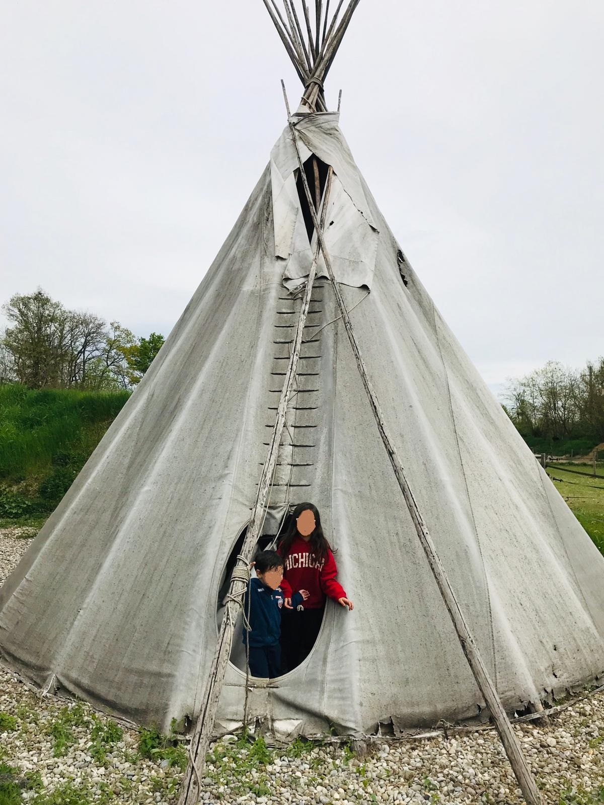 Tee Pee or not Tee Pee, that's the question