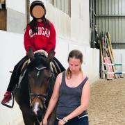 Blinis le cheval de Nakina