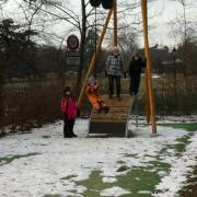 Au parc Lullin