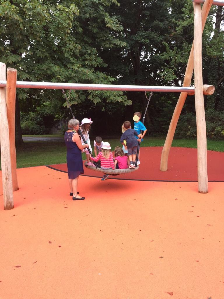 Au parc Lullin - Gentod