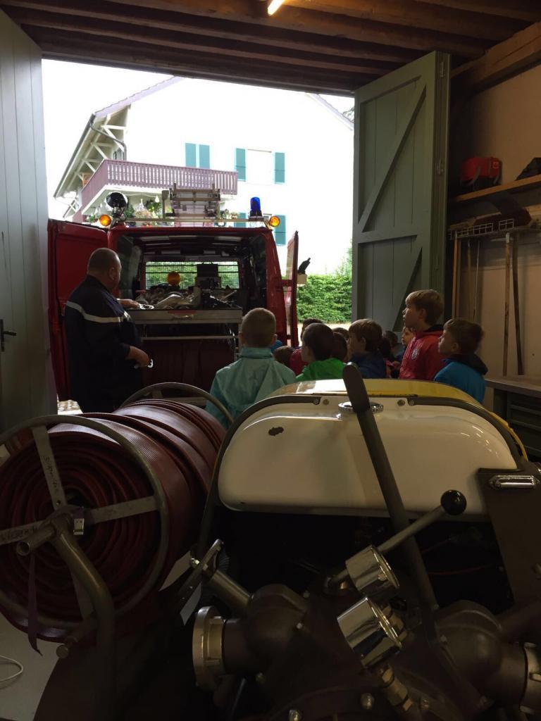 Pompiers de Genthod