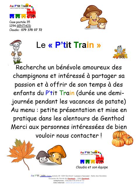 Affiche champignonneur 1