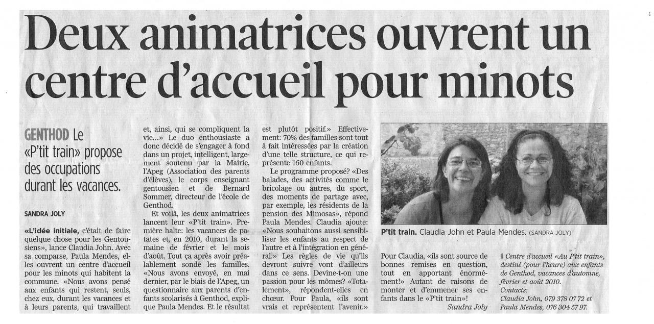 Tribune de Genève sept 2009.jpg